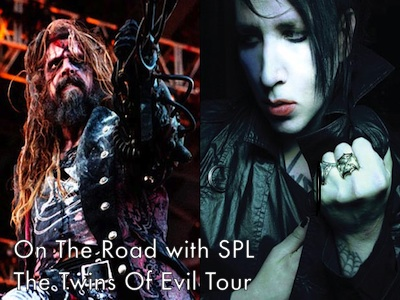 A Gig From Hell With the Twins of Evil